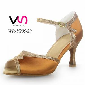 Good quality nice design dance shoes for women