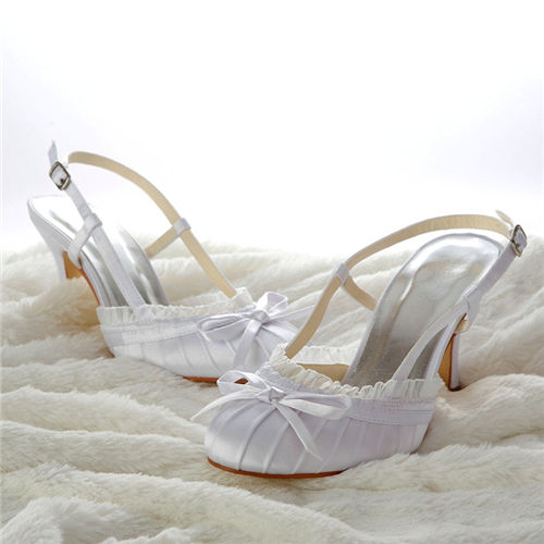 Wholesale cheap Sexy style bridal shoes with lace